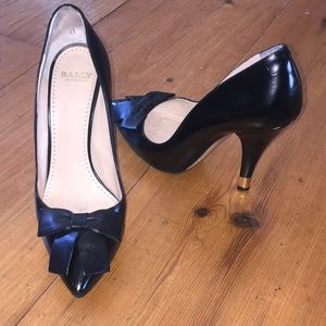 Bally Pascalle bow heels